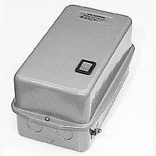 Электромагнитный пускатель ПМА 4110  в корпусе без реле