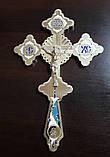 Заказать требный средний крест напрестольный, фото 2