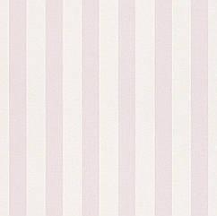 Бумажные обои RASCH BAMBINO 17 246018 Розовые КОД: 303865