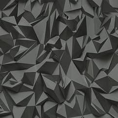 Флизелиновые обои P+S International Times 42097-50 Черные КОД: 313036