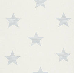 Бумажные обои RASCH BAMBINO 17 245615 Белые, КОД: 166019