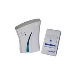 Беспроводной дверной звонок LUCKARM 8610 Белый (44278) КОД: 366335