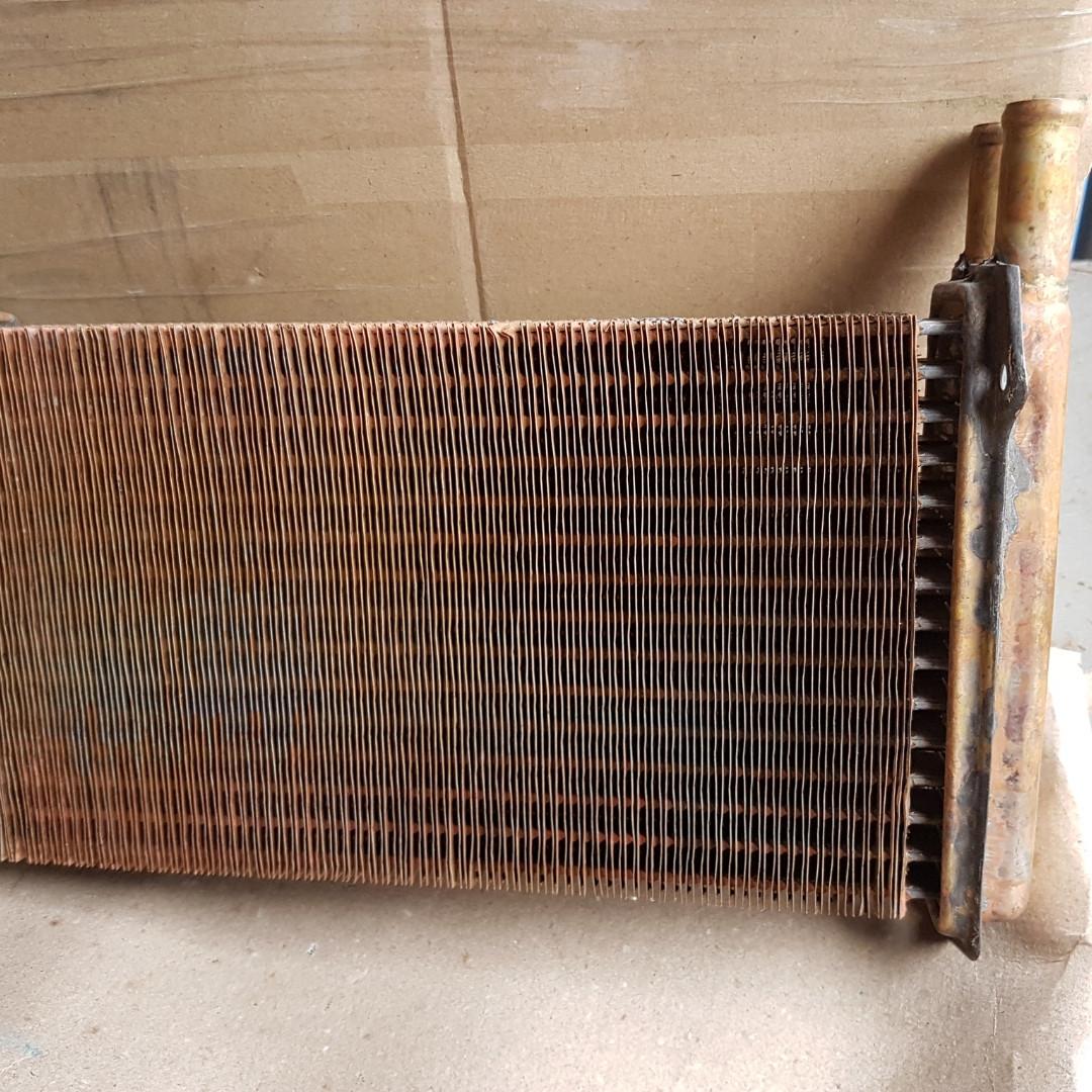 Радиатор отопителя ВАЗ 2108, 09, 099, <ТАВРИЯ> (2-х рядн.) (пр-во г.Оренбург)