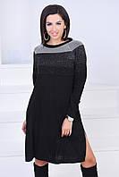 Платье женское тонкое вязаное, фото 1