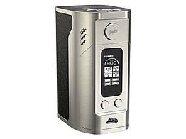 Батарейный мод Wismec Reuleaux RX300 Mod Silver КОД: 313338