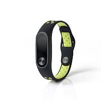 Ремешок Fitness для Xiaomi Mi Band 2 Nike Green 123225, КОД: 178527