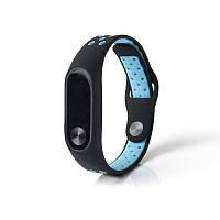Ремешок Fitness для Xiaomi Mi Band 2 Nike Blue 123889, КОД: 178608