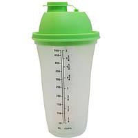 Шейкер 500 мл Зеленый КОД: 613530