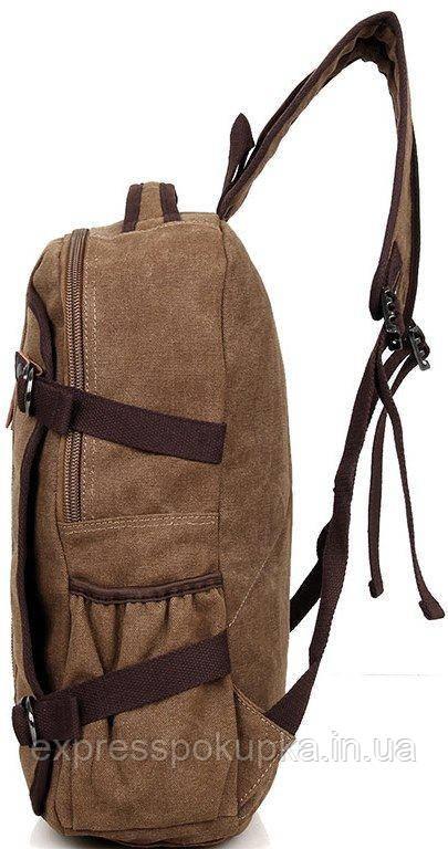 c08bf28ebba5 Рюкзак Vintage 14586 Коричневый, Коричневый: продажа, цена в Львове ...