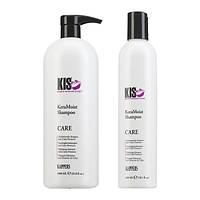 Кератиновый шампунь глубокого увлажнения для сухих и ломких волос KIS KeraMoist Shampoo
