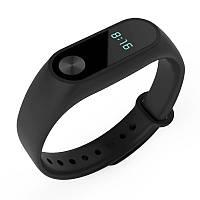 Ремешок Fitness для Xiaomi Mi Band 2 Black, КОД: 178612