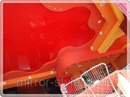 Дизайн складних багаторівневих і 3D натяжних стель Черкаси