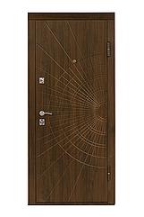 Входные двери Eurodoor 817 960R правые Орех темный КОД: 623863
