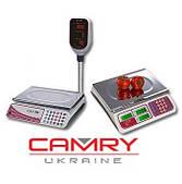 Весы торговые Camry