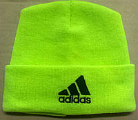 """Женская, подростковая, шапка стрейч """"Adidas"""" ША-3220, фото 1"""