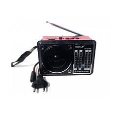 Радіоприймач Neeka NK203 USB (96541) КОД: 333031