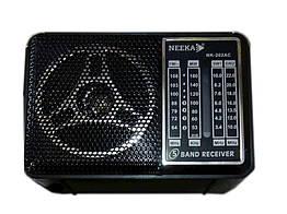 Радіоприймач NEEKA NK202AC (96533) КОД: 333062