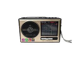 Радіоприймач Golon з USB/SD і акумулятором RX377 (302956) КОД: 333438