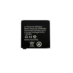 Аккумуляторы для смарт-часов 500 mAh UWatch Q18 КОД: 653931
