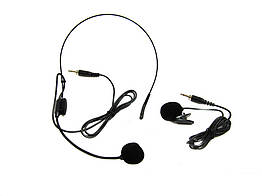 Радиомикрофон UKC SH-300 XH с 2 гарнитурами (sp_3040) КОД: 643964