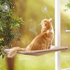 Лежак-гамак Fmax Гамак на окно для кошек (2582173) КОД: 396131