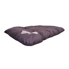 Лежак Noble Pet Bernard 110 x 70 см Коричневый B2109 110, КОД: 218765