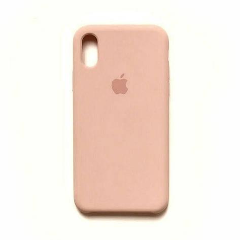 Силиконовый чехол Original Case Apple iPhone X / XS (08) , фото 2