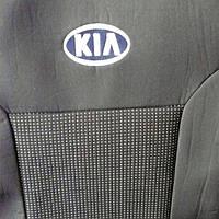 Автомобильные чехлы в салон KIA CERATO  YD 2013г  з/сп закрытый тыл 2/3 1/3/подлок/5подгол/п/подл, фото 1