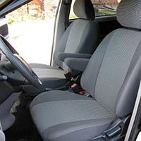 Автомобильные чехлы в салон TOYOTA  CAMRY XV40 2006г… з/сп 2/3 1/3;подлок;5подгол;бочки
