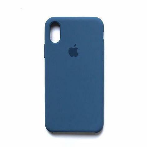 Силиконовый чехол Original Case Apple iPhone X / XS (45) , фото 2