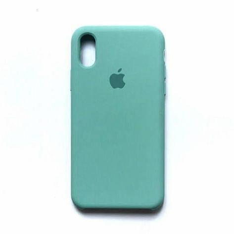 Силиконовый чехол Original Case Apple iPhone X / XS (23) , фото 2