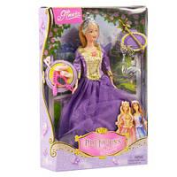 """Кукла """"Ginnia"""" (в фиолетовом платье) 83041"""
