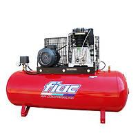 Компрессор высокого давления 15bar, Vрес=300л, 858л/мин, 380V, 5,5кВт FIAC AB300-14BAR-858-380