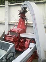 Комбайн КПИ 2,4 (измельчитель прицепной)