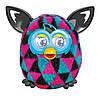 Интерактивный Furby Boom Ферби Бум Треугольники