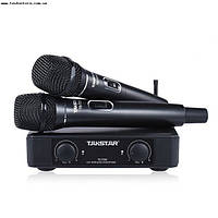 TS-7220HH Takstar 2 ручных радиомикрофона-радиосистема