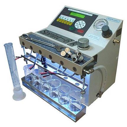 Установка для диагностики и чистки форсунок Sprint6K+, фото 2