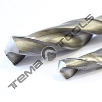 Сверло по металлу с коническим хвостовиком 14,3 мм