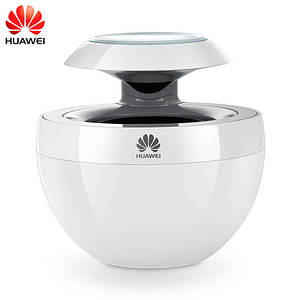 Портативная колонка HUAWEI AM08 Bluetooth Speaker с сенсорным управлением (Белая)