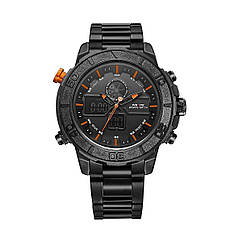 Часы Weide Orange WH6108B-5C SS WH6108B-5C, КОД: 116228