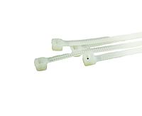 Стяжка (Хомут) для кабеля пластиковый 3.6х250мм (100шт)