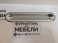 Ручка 128mm SENA KULP Хром-Матовый Хром, фото 1