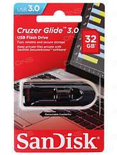 Флешка SanDisk Cruzer Glide 32Gb USB 3.0