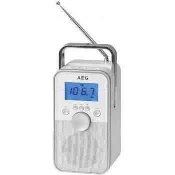 Распродажа! Радиоприемник AEG MMR 4133 white