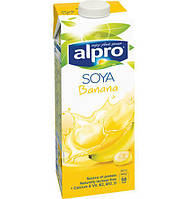 Соевое молоко, Банан Alpro, 1 л, Soya Banana