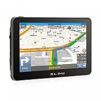 GPS-навигатор (карта автомобильных дорог Польши - 1 год) BLOW Sirocco GPS720