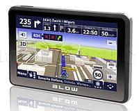 GPS-навигатор (карта автомобильных дорог Польши - 1 год) BLOW GPS590 Sirocco