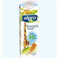 Соевое молоко, Alpro, 1 л, Напиток Детский с кальцием, Complete Care