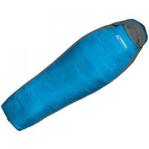 Спальный мешок Terra Incognita Alaska 450 (L) (синий)