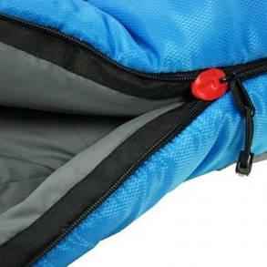 Спальный мешок Terra Incognita Alaska 450 (L) (синий), фото 2